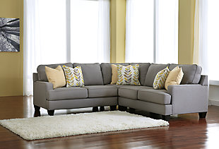 Chamberly 3-Piece Sectional, , rollover
