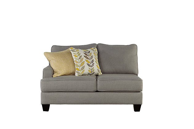 Chamberly Left-Arm Facing Loveseat, , large