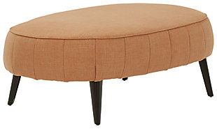 Hollyann Oversized Accent Ottoman, , large