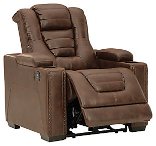 Owner's Box Power Recliner, , large