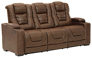 Owner's Box Power Reclining Sofa, , large