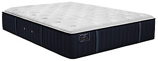 Stearns & Foster® Estate Collection Rockwell Luxury Plush Twin XL Mattress, White/Navy, large