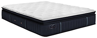 Stearns & Foster® Estate Collection Rockwell Luxury Plush Euro Pillowtop California King Mattress, White/Navy, large