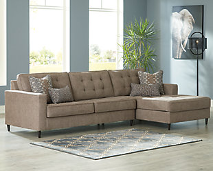 Flintshire 2-Piece Sectional with Chaise, , rollover