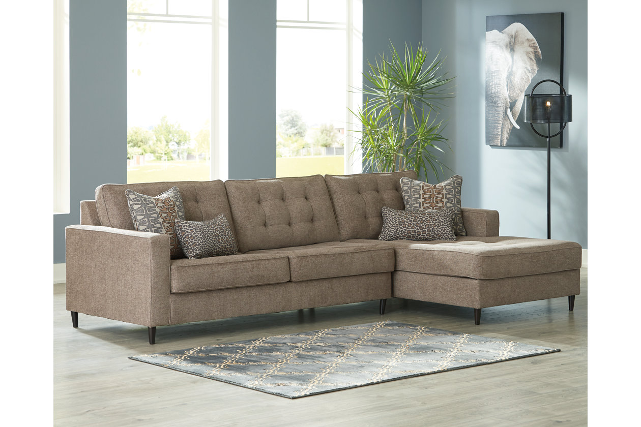 Peachy Flintshire 2 Piece Sectional With Chaise Ashley Furniture Camellatalisay Diy Chair Ideas Camellatalisaycom