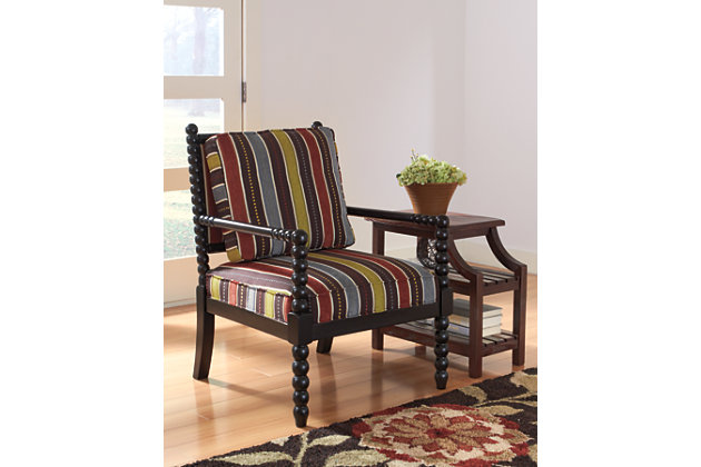 One of a kind Ballari Accent Chair Product Photo