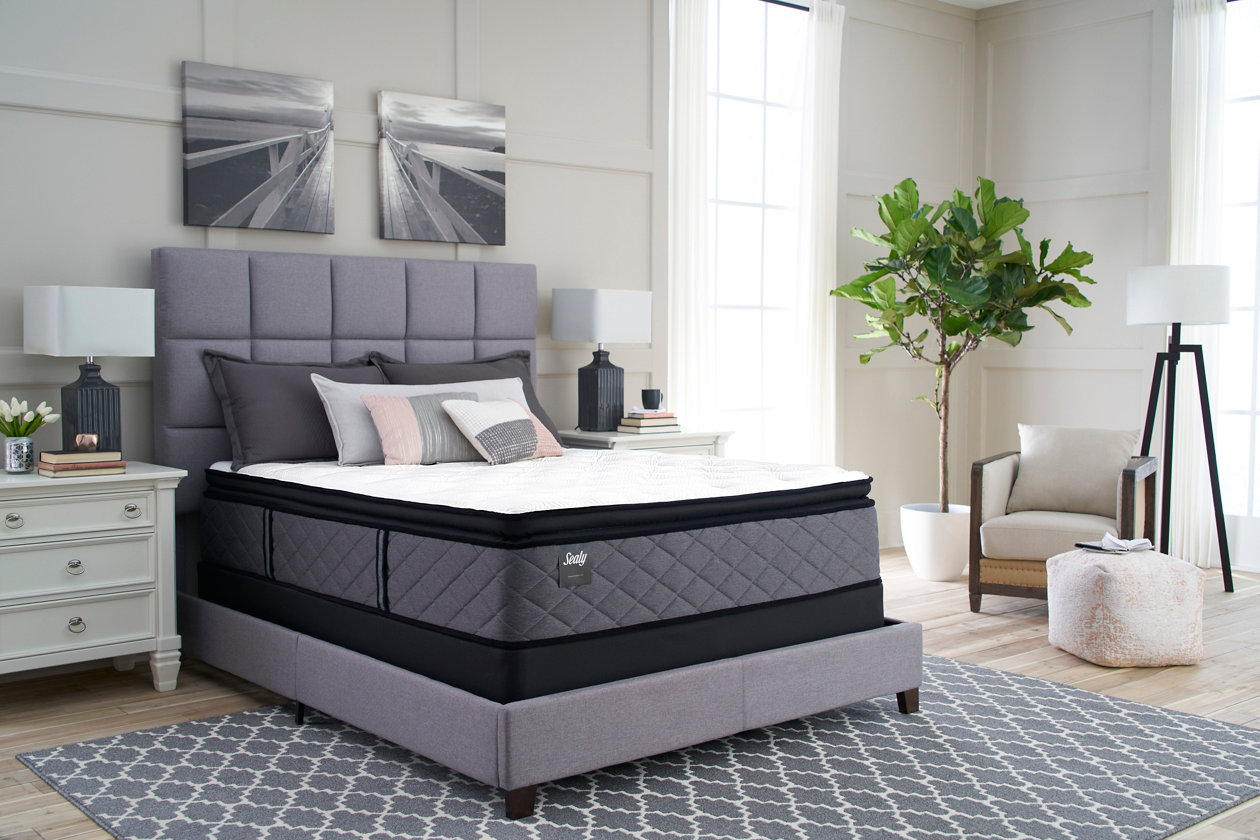Terrific Sealy Surrey Lane Plush Pillow Top Twin Xl Mattress Ashley Gmtry Best Dining Table And Chair Ideas Images Gmtryco