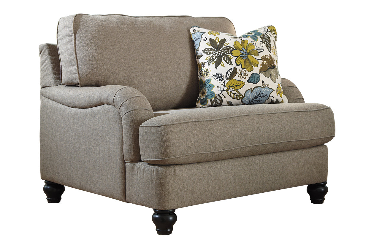 Admirable Hariston Oversized Chair Ashley Furniture Homestore Inzonedesignstudio Interior Chair Design Inzonedesignstudiocom