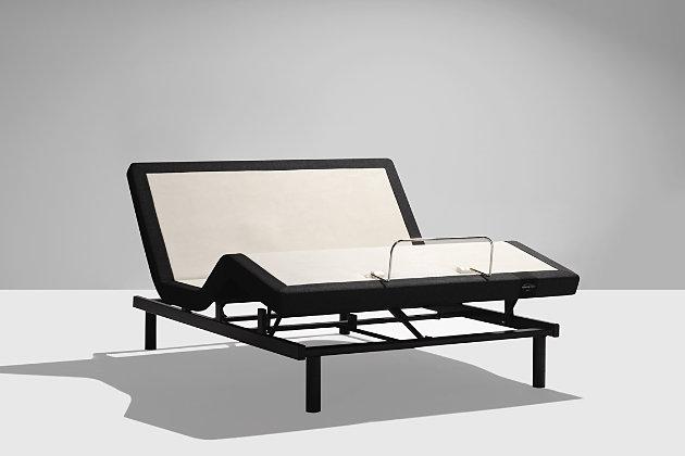Tempur-Pedic Ergo™ Full Adjustable Base, Charcoal, large
