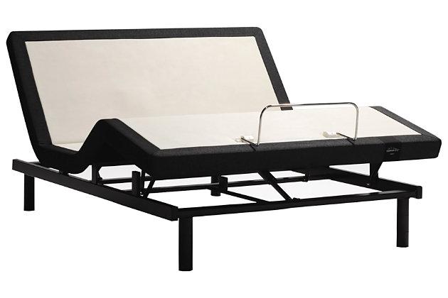 Tempur-Pedic Ergo™ Split Queen Adjustable Base, Charcoal, large