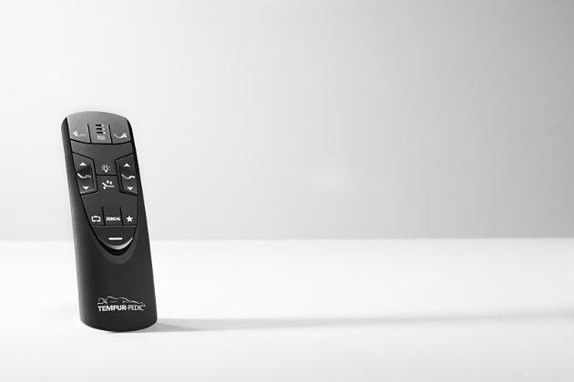 TEMPUR-Ergo®  2.0 Full Adjustable Base, Black/Gray, large