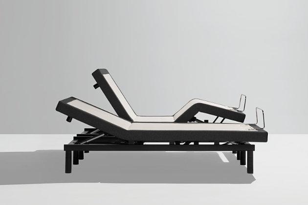 TEMPUR-Ergo®  2.0 Split California King Adjustable Base, Black/Gray, large
