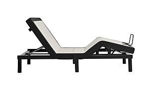TEMPUR-Ergo® Extend Smart Base Twin XL, Black/Gray, large