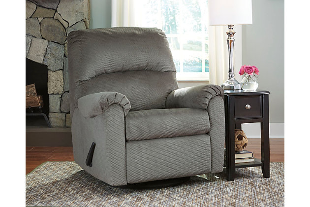 bronwyn swivel glider recliner - Swivel Rocker Chairs For Living Room