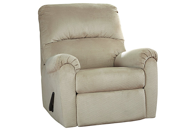 Living room furniture product shown on a white background. Sand Bronwyn Swivel Glider Recliner ...  sc 1 st  Ashley Furniture HomeStore & Bronwyn Swivel Glider Recliner | Ashley Furniture HomeStore islam-shia.org