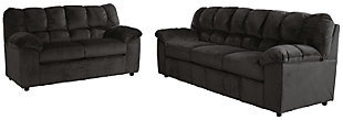Julson Sofa and Loveseat set, , large