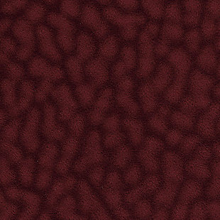 Julson Loveseat, Burgundy, large