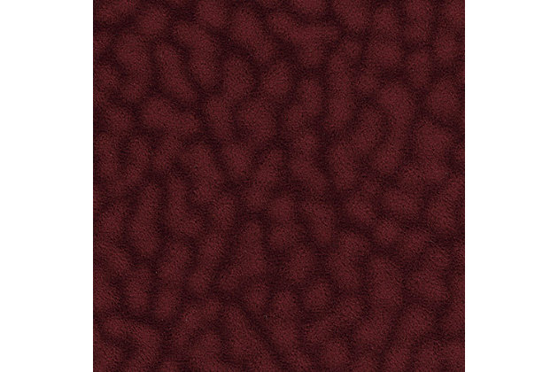 burgundy red polyester fabric for series 26602