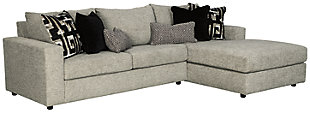 Ravenstone 2-Piece Sectional with Chaise, , large