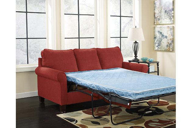 Zeth full sofa sleeper ashley furniture homestore Pull out sofa bed ashley furniture