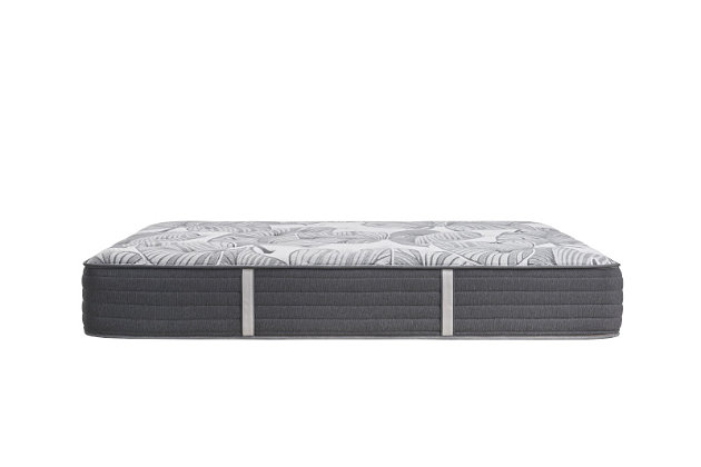 Sealy Ashcreek Medium Twin XL Mattress, Gray, large