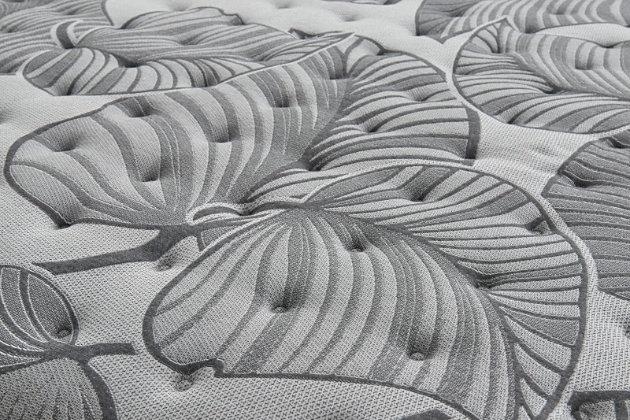 Sealy Ashcreek Soft Full Mattress, Gray, large