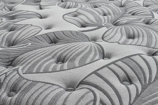 Sealy Euclid Avenue Soft Euro Pillowtop Twin XL Mattress, Gray, large