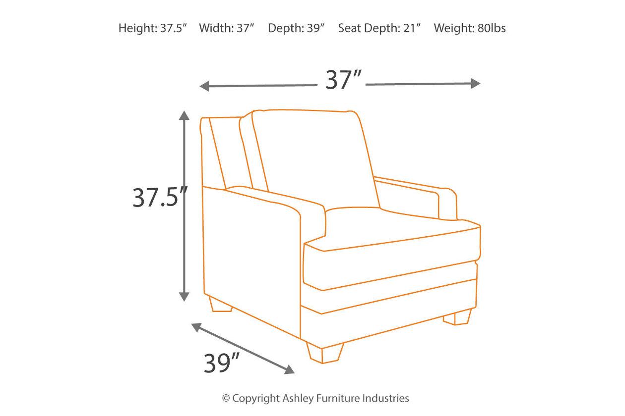 Sensational Cloverfield Chair Ashley Furniture Homestore Ibusinesslaw Wood Chair Design Ideas Ibusinesslaworg