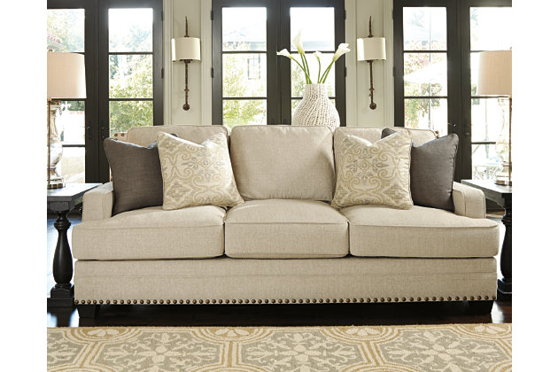 Jute Cloverfield Sofa View 1. Cloverfield Sofa   Ashley Furniture HomeStore