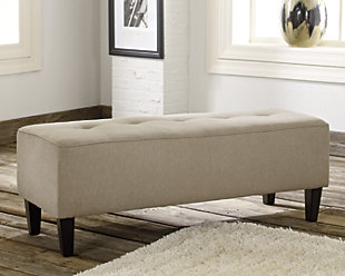 Bedroom Benches | Ashley Furniture HomeStore