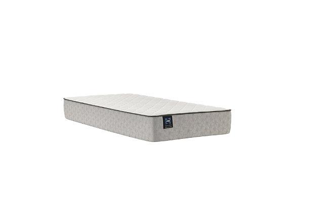 Sealy Tiverton Soft Twin Mattress, White, large