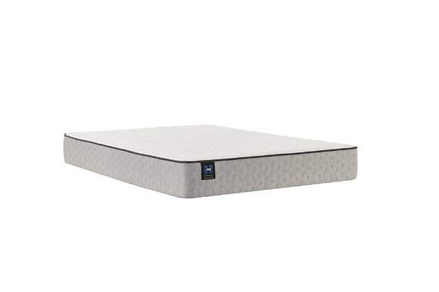 Sealy Tiverton Soft Queen Mattress, White, large