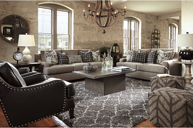Gypsum Sofa | Ashley Furniture HomeStore