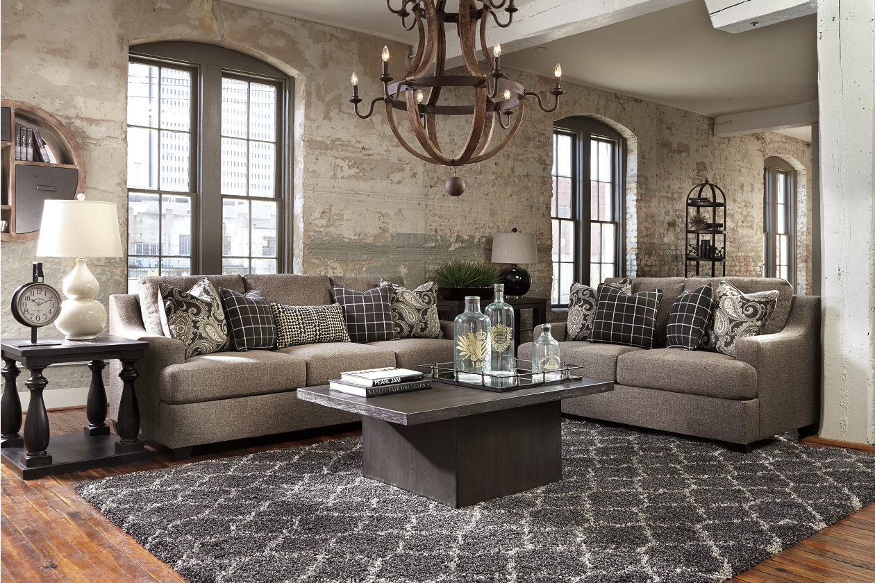 Gypsum Sofa and Loveseat | Ashley Furniture HomeStore