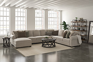 Wilcot 5-Piece Sectional with Chaise, , rollover