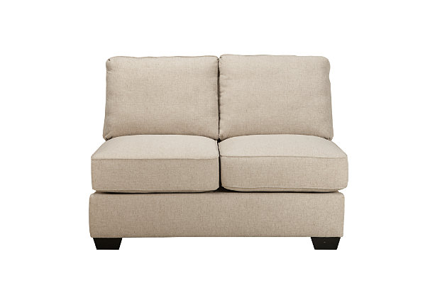 Wilcot Armless Loveseat Ashley Furniture Homestore