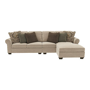 Wilcot 3-Piece Sectional with Chaise, , rollover