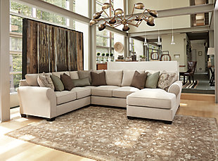 Wilcot 4-Piece Loveseat Sectional, , rollover