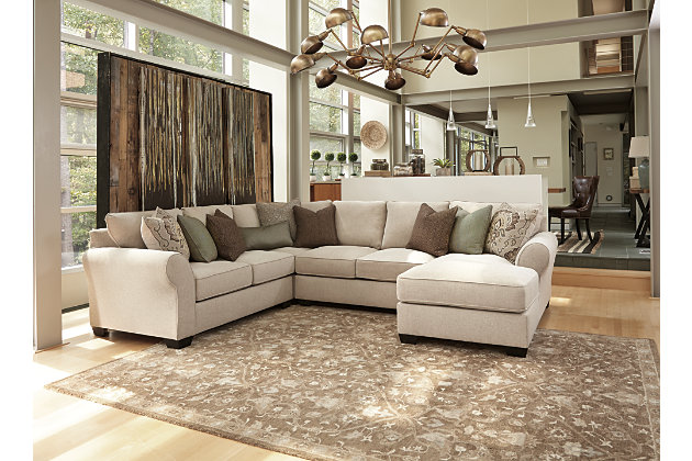 Wilcot 4 Piece Sofa Sectional Ashley Furniture Home Store