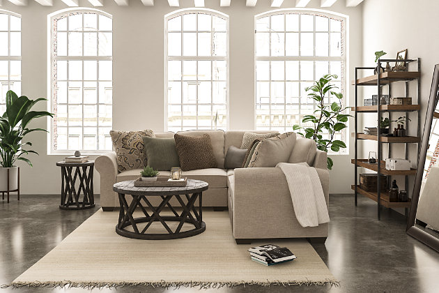Wilcot 3 Piece Sectional Large