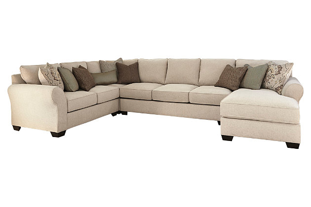 Product shown on a white background  sc 1 st  Ashley Furniture HomeStore : loveseat with chaise lounge - Sectionals, Sofas & Couches