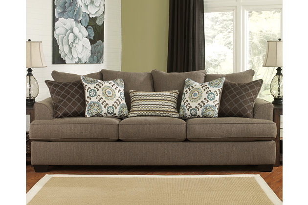 Corley Sofa by Ashley HomeStore, Gray