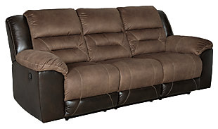 Earhart Sofa and Loveseat, Chestnut, large