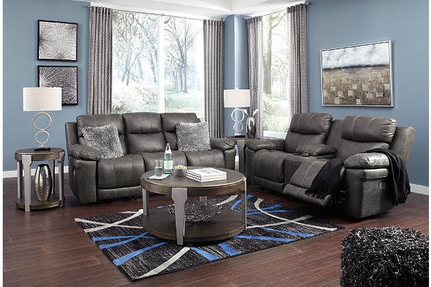 Phenomenal Erlangen Power Reclining Sofa Ashley Furniture Homestore Short Links Chair Design For Home Short Linksinfo