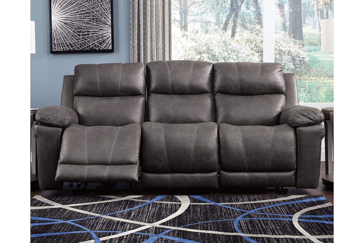 Fabulous Erlangen Power Reclining Sofa Ashley Furniture Homestore Short Links Chair Design For Home Short Linksinfo