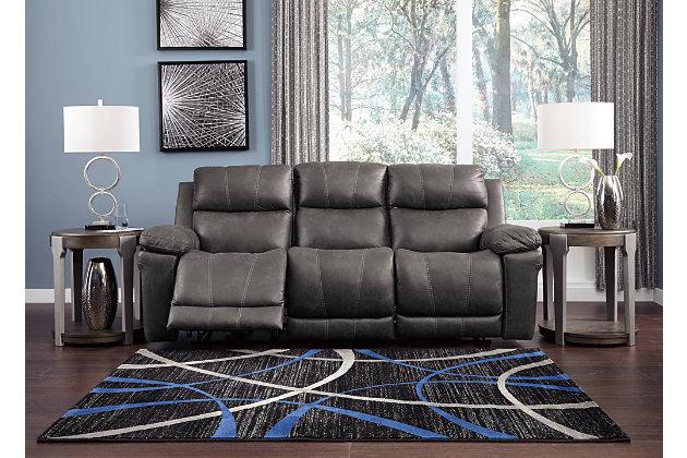 Stupendous Erlangen Power Reclining Sofa Ashley Furniture Homestore Short Links Chair Design For Home Short Linksinfo
