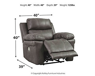 Erlangen Power Recliner, , large