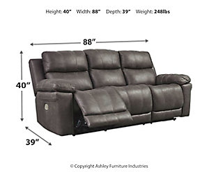 Erlangen Power Reclining Sofa, , large