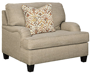 Almanza Oversized Chair, , large