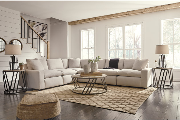 Savesto 6-Piece Sectional, , large
